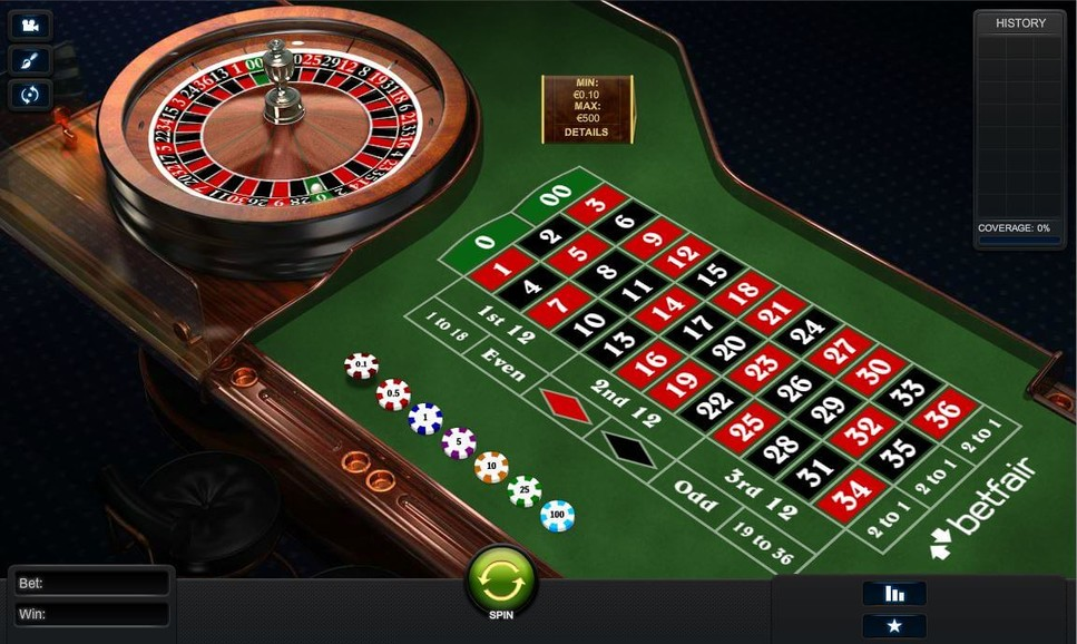 Web based casinos