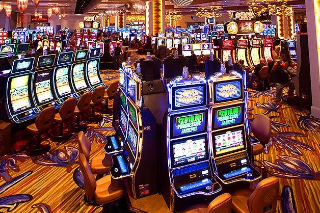 slots in online